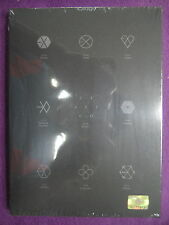 EXO / [EX'ACT] 3rd Album CHINESE MONSTER Ver CD+124p Photo Book+Card NEW SEALED