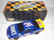 1/24 #31 1997 MIKE SKINNER LOWE'S HOME CHEVY MONTE CARLO ACTION DIECAST BANK