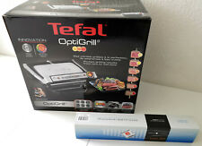 TEFAL GC702D Optigrill Design CHROMA type 301 Porsche Kochmesser 20cm Anti-Stick