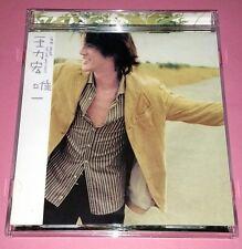 LEE HOM 王力宏 WANG LI HONG : 唯一   THE ONE AND ONLY CD ( 2001 / TAIWAN )
