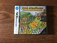 Eco-Creatures Save the Forest (Nintendo DS, 2008) Complete
