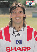 AK 4099 Carsten Kober, Hamburger SV 1991/92, National player Germany U 21