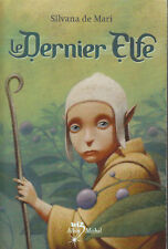 Livre le dernier elfe Silvana de Mari book