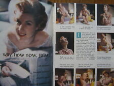 Jan 3, 1959 TV Guide (JULIA  MEADE/YOUR HIT PARADE/JOHNNY  DESMOND/STEVE CANYON/