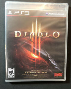 Diablo 3 [ French Edition ] (PS3) NEW