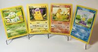 ! Starter Pokemon Card Lot - Authentic Original Base Set Pokémon Cards !