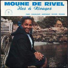 MOUNE DE RIVEL - Iles et Rivages - LP Le Chant du Monde