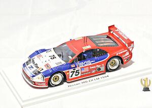 1:43 Spark S7740 Nissan 300 Zx,24hrs Lemans 1994, #75