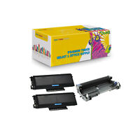 3PK Compatible 2X TN650 + DR620 Drum Cartridge for Brother DCP-8060 DCP-8065