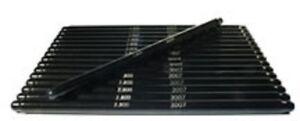 "MANLEY Racing PUSHRODS fits PONTIAC 350-455 9.150"" 5/16"" .080"" 4130 CM 55-79"