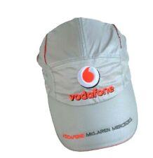 Vodafone McLaren Mercedes Alonso Cap - Grey, V02D1C, One size