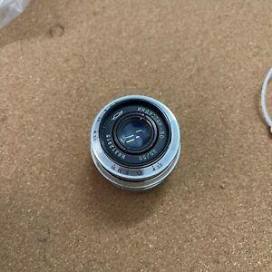 Industar-50 50mm f/3.5 M39 LTM lens *US Seller*