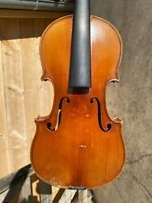 Old French Violin Barbet & Granier early 1900's