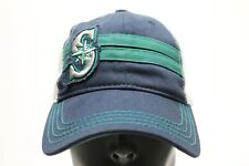SEATTLE MARINERS - MLB - AQUAFINA PROMO - ADJUSTABLE BALL CAP HAT!