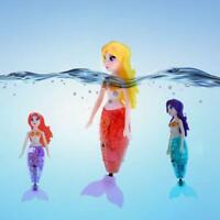 Electronic Mermaid Kids Fish Tail Toys Swimming Dolls Water Mermaid Toys Neu