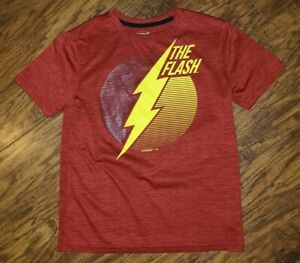 Old Navy Active Boys Size XL The Flash Shirt