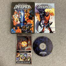 Dangaioh: Hyper-Combat Unit (DVD, 2002) [1987] Ultimate Transformers U.S. Manga