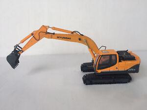 1/40 HYUNDAI R215-9 Excavator Diecast Model Toy NIB