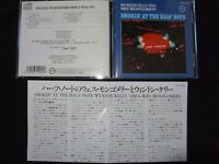 CD WYNTON KELLY TRIO WES MONTGOMERY / SMOKIN' AT THE HALF NOTE / JAPAN PRESSAGE/