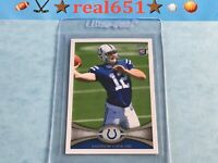 2012 Topps #140 ANDREW LUCK Rookie | Colts RC | Centered Sharp | Gradeworthy