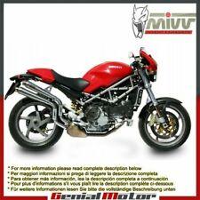 Terminali Scarichi MIVV X-cone Ducati Monster S2R 800 1000 S4R
