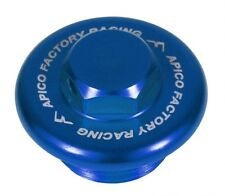 APICO OIL FILL PLUG BLUE Yamaha YZ125 YZ250 98-17 YZF250 YZF450 01-17 YZ85 98-17