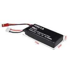 Hubsan H501S H502S 7.4V 1300mAh LiPo battery H501S-25 for H901A FPV Transmitter