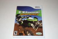 Kawasaki Quad Bikes Nintendo Wii Video Game New Sealed