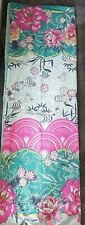 Accessorize Home Single Bedding Duvet Cover Pillowcase Turquoise Oriental Garden