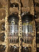 2 x RFT ECC83 12AX7 Tubes