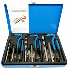 Thread Repair Kit /  Helicoil Set 88PC M6 /  M8 - M10 By Bergen 2538 New