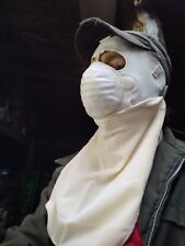 New listing 5 Us Military Extreme Cold Weather Full Face Masks, with 3/M Filters, Washable