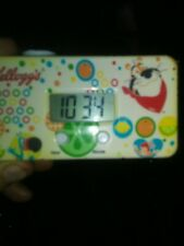 2009 Kellogg's Alarm Clock With Tony the Tiger Toucan Sam