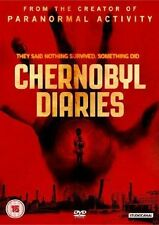 CHERNOBYL DIARIES BRAD PARKER STUDIOCANAL UK 2012 REGION 2 DVD NEW