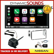 Sony DAB Car Play Android Auto BT Reverse Camera Upgrade Kit for Nissan Qashqai