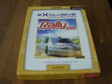 jeu rallye championship edition 2000 CD-ROM PC UBISOFT