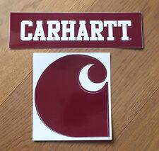 Carhartt 2 XL sticker Streetwear skateboard skate pegatinas (s229)