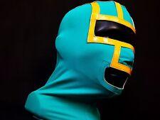 KICK ASS WRESTLING MASK LUCHADOR COSTUME WRESTLER LUCHA LIBRE MEXICAN MASKE