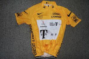 Jan Ullrich Gelbes Trikot Tour De France 1997 ca. Größe L