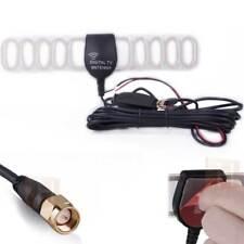 DVB-T TV Verstärker Antenne für KFZ Autoradio, DVB-T Box, Reciever 20dB 12V SMA