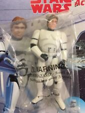Han Solo Stormtrooper Kenner Kellogg's Mail-away Exclusive 1995 Sealed w advert!