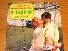 """SEALED MONO POP LP - MALCOLM DODDS - RCA CAMDEN 873 - """"HAPPINESS IS A THING..."""""""