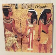 L'EGYPTE JOHN LAUNOIS ET JACQUES VAN DEN BOSSCHE