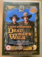 Dead Man's Walk DVD 1996 Western TV Series Box Set with Jonny Lee Miller