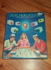 PSYCHOLOGIZER BOARD GAME FOR THE PEOPLE WATCHER IN ALL OF US IRWIN 1987 COMPLETE