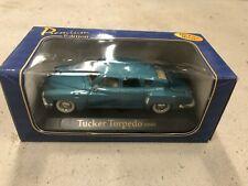 American Mint 1948 Tucker Torpedo 1:43 Diecast NEW NIB