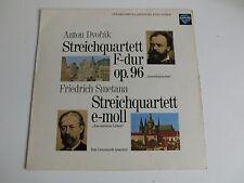 Dvorak Smetana Streichquartett f dur / e moll Saphir LP