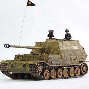 HOOBEN German 1/16 Elefant Jagdpanzer Ferdinand Full Function World War II Tanks
