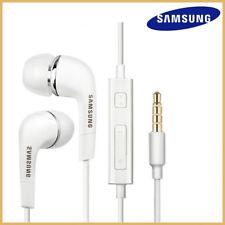 Écouteurs Samsung ORIGINAL EHS64 Casques Avec Microphone Intégré 3.5mm Blanc