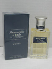 WOODS by ABERCROMBIE & FITCH 1.7 oz 50 ml EAU DE COLOGNE SPRAY MEN  A&F NEW EDC